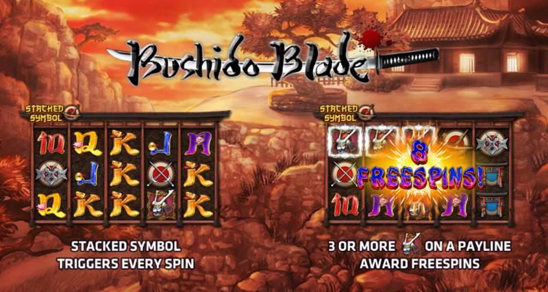 Bushido Blade สล็อตออนไลน์ญี่ปุ่น Slotxo เล่นแล้วได้สุ่มฟรีเยอะมาก!!