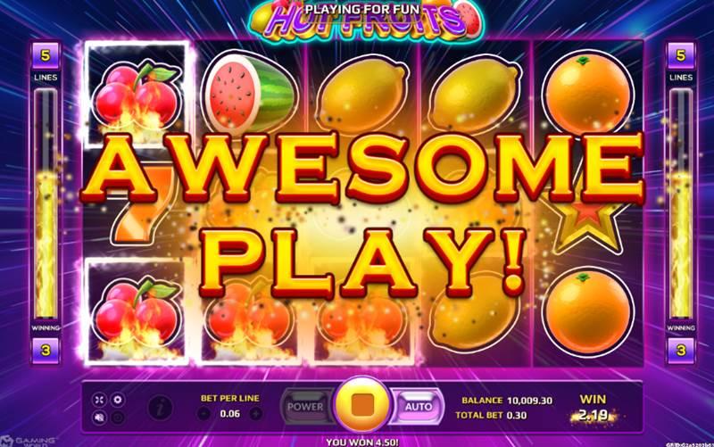 app play slot xo