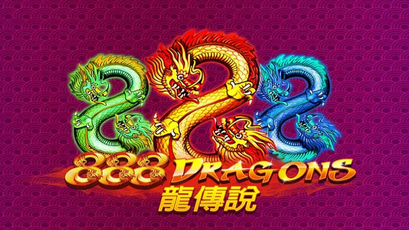 888 Dragons สล็อตxo มังกรสองหัว เล่นง่ายได้เงินจริง เริ่มต้นเกมแค่ 1 บาท!!