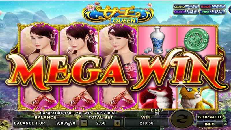 pretty girl slot games