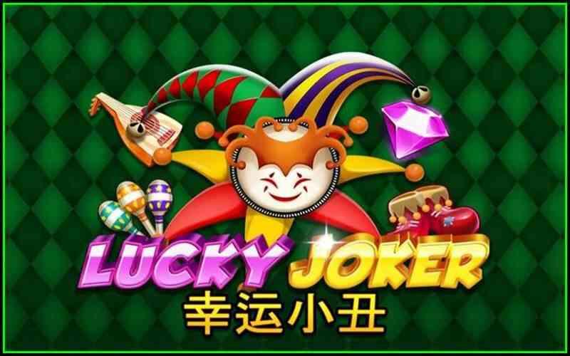 เกมโจ๊กเกอร์ Lucky Joker สมัคร slotxo เล่นเกมได้เงินจริง 2021