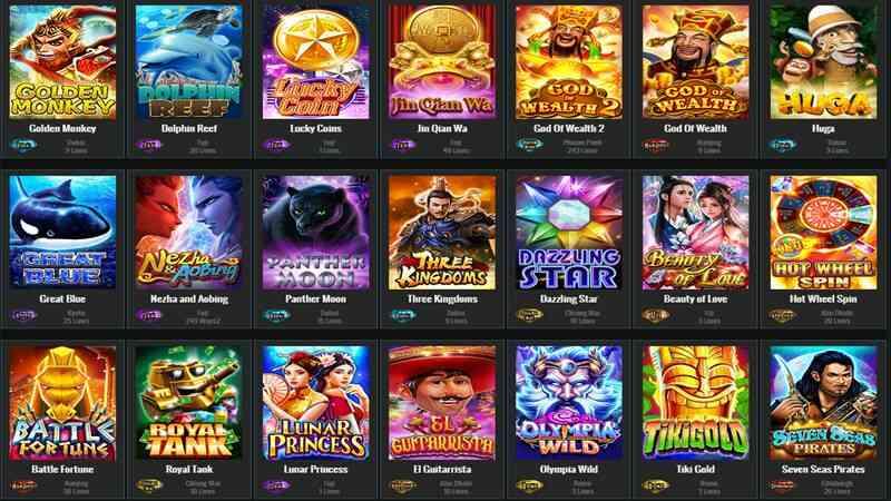 live22 slot games