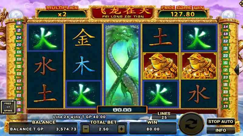 slotxo เกมส์จีน